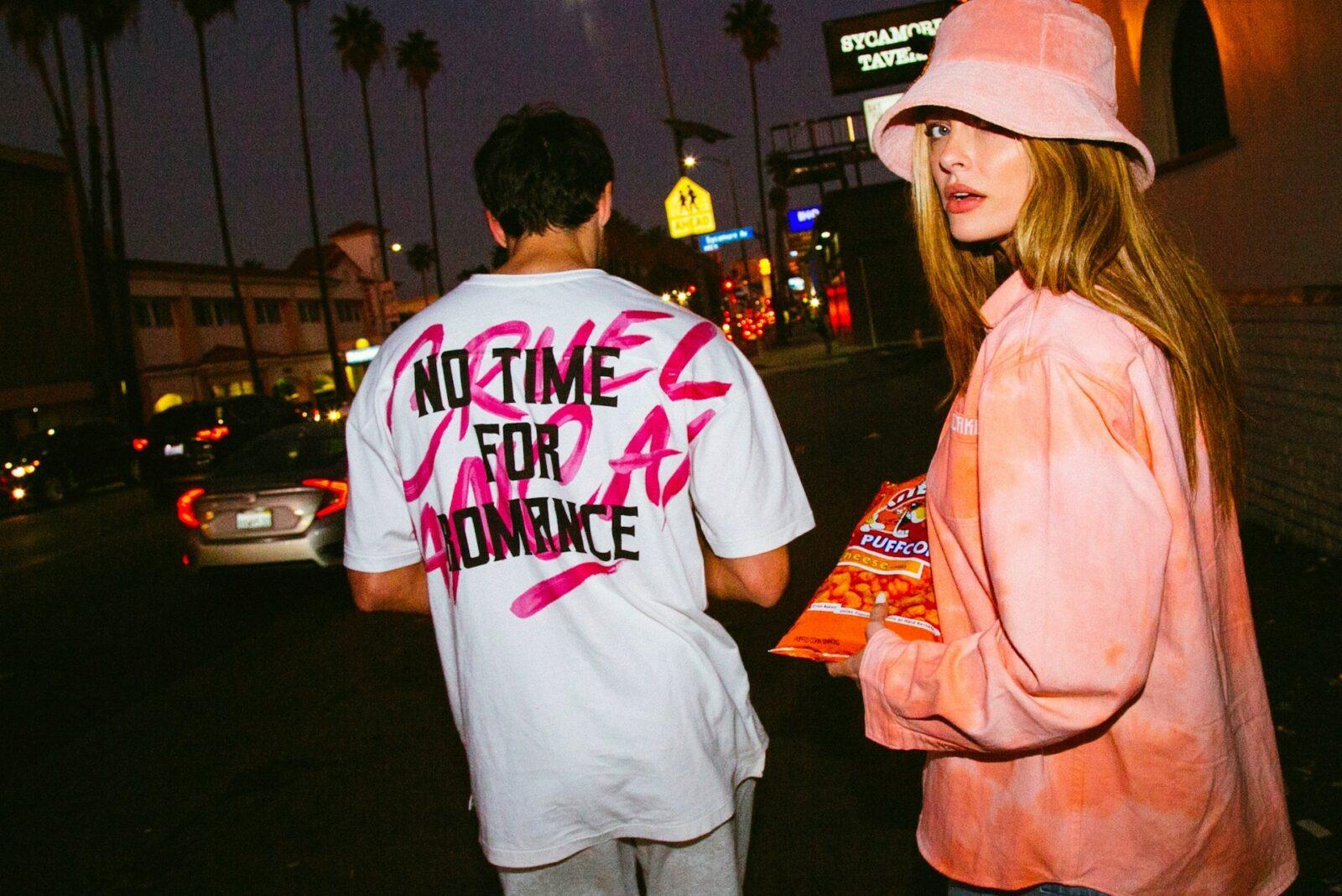 Cruel Pancake : la nouvelle marque aux influences californiennes d'Hugo Philip