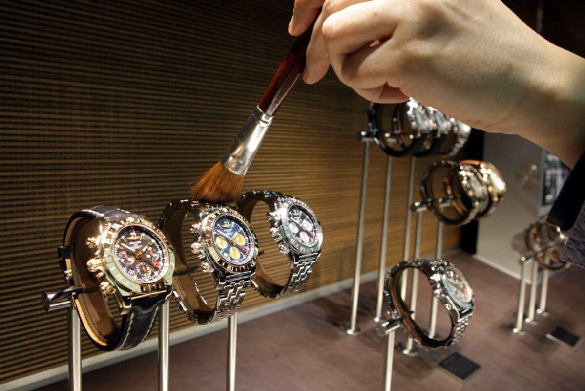Horlogerie de luxe