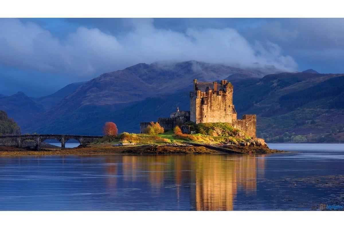 Eilean Donan Castle : Highlands Écossaises