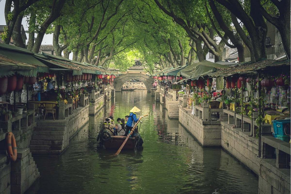 Les cinq lieux incontournables : Suzhou (Chine)