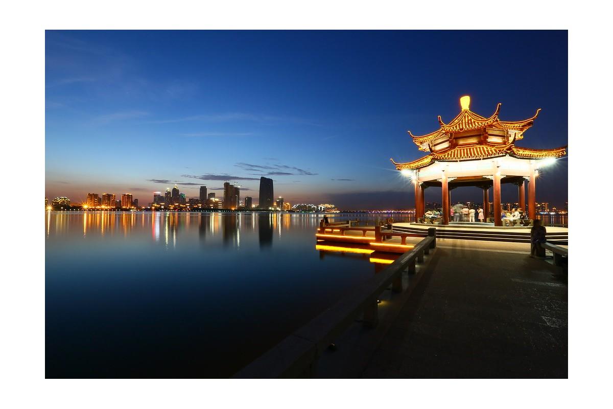 Suzhou la nuit