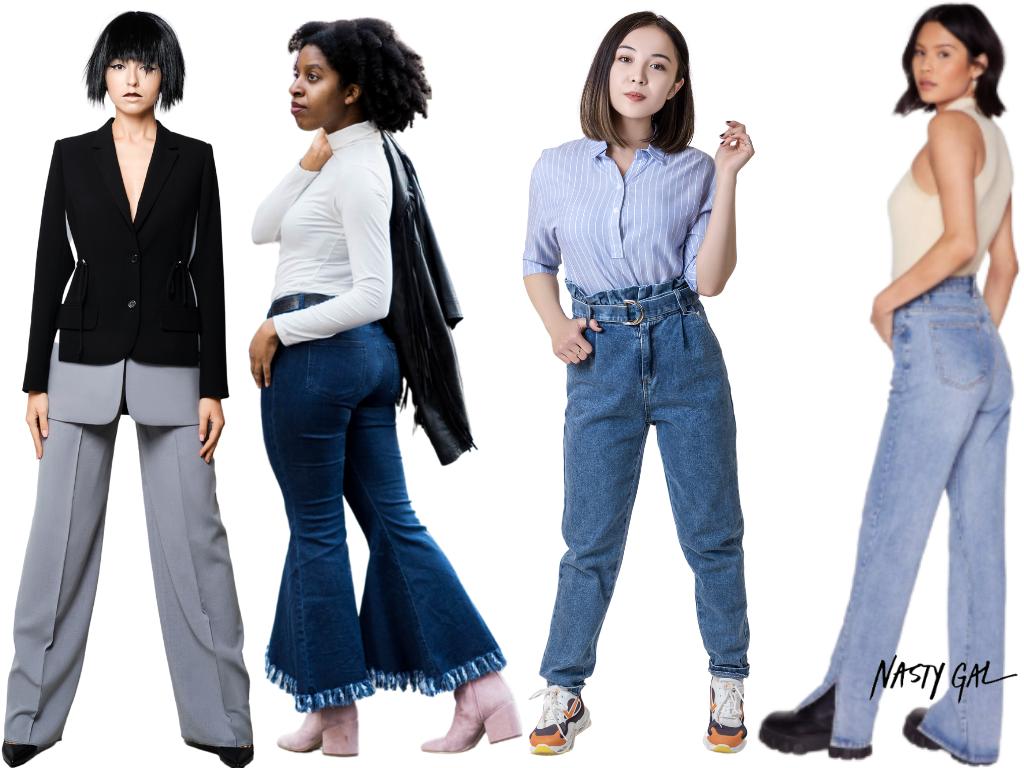 Les pantalons tendances en 2021