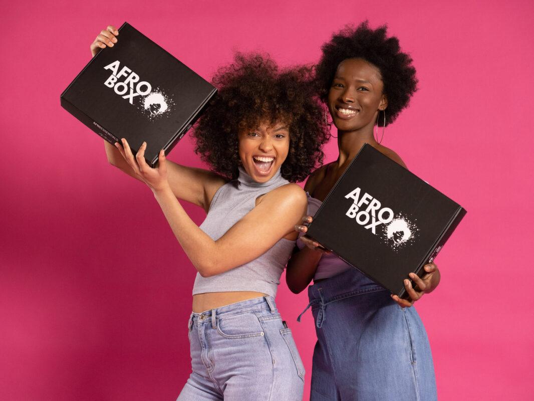 L'Afro Box ou l'art de se démêler les cheveux !