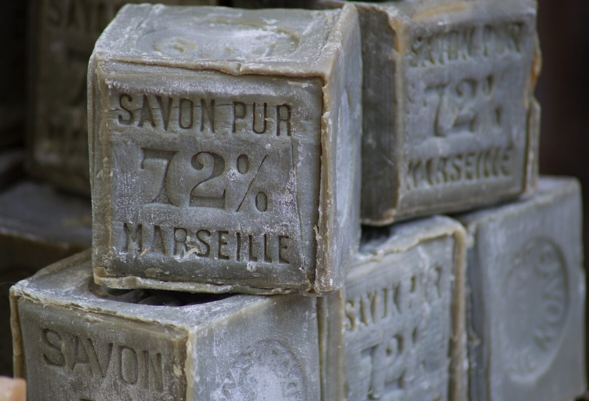 Le savon de Marseille, l'allié au quotidien
