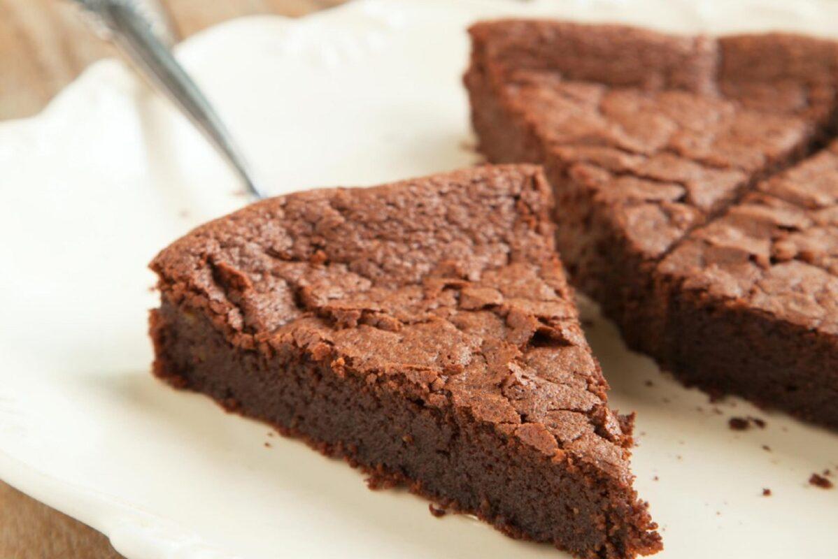 Gardez la ligne en mangeant du gâteau au chocolat !