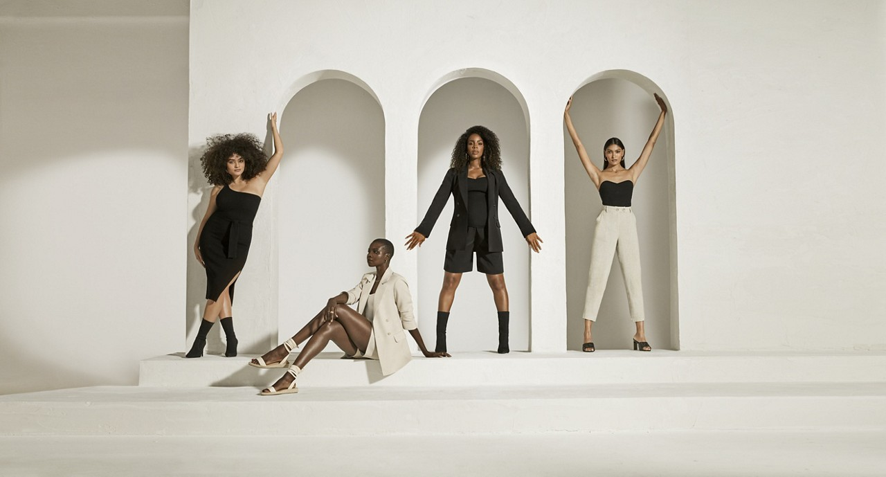 Kelly Rowland for JustFab, la collection arrive en France !