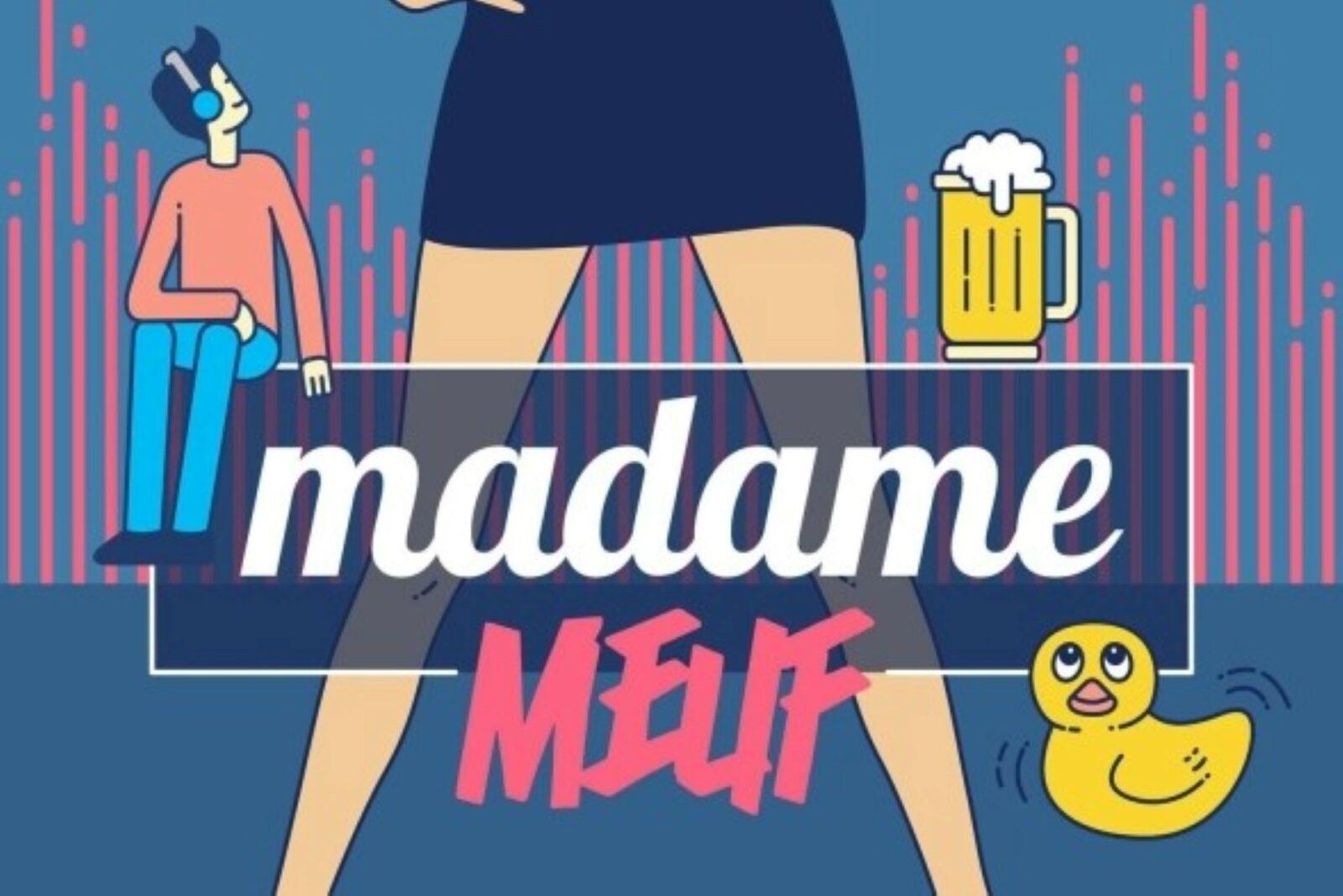 Madame Meuf et ses podcasts féministes, mais pas que !