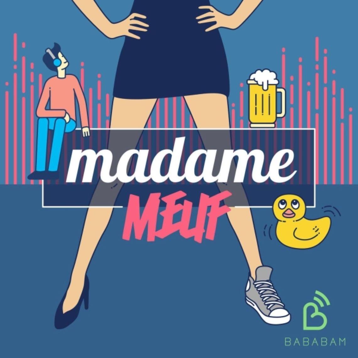 Visuel de Madame Meuf.