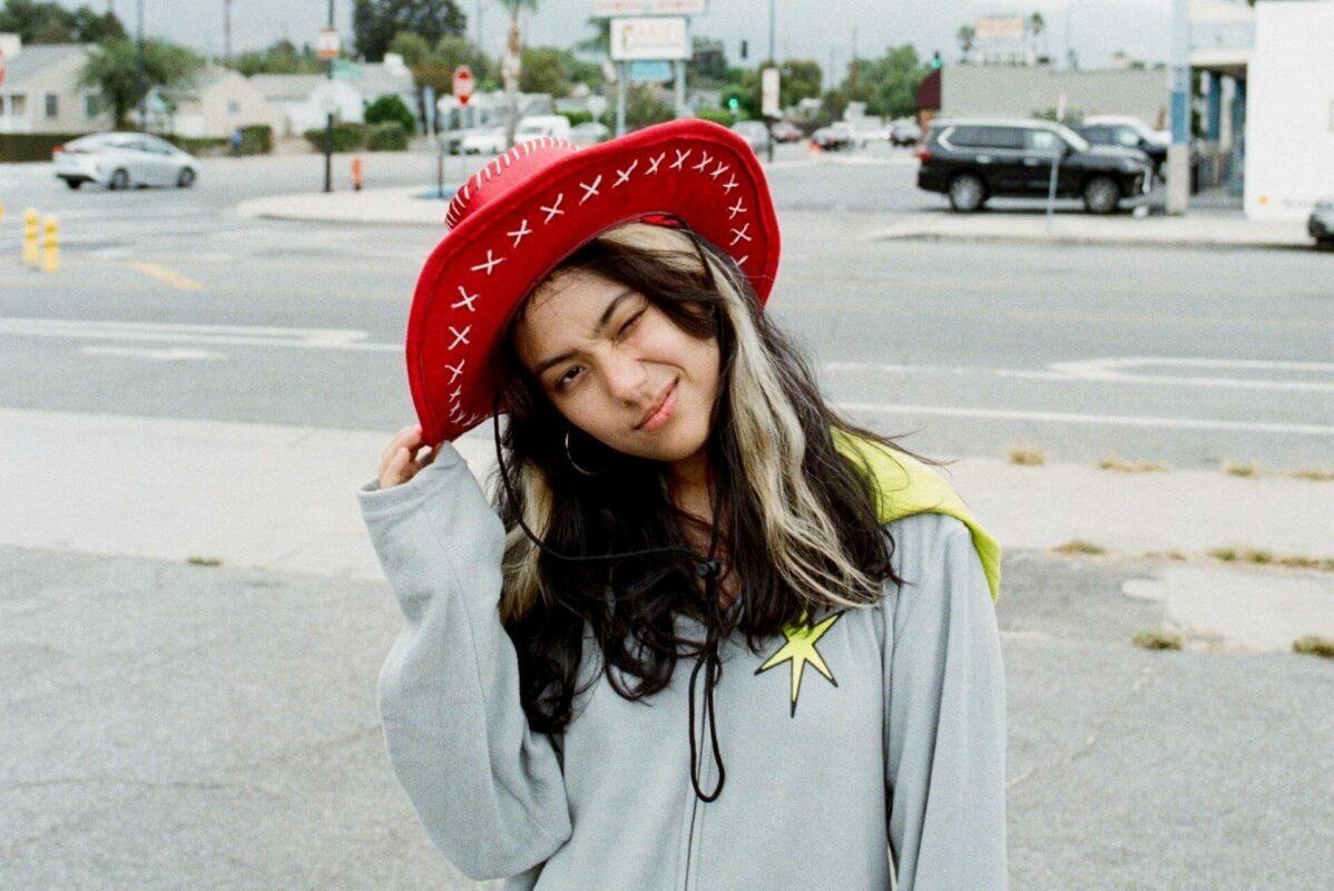 Spill Tab, star franco-américaine de la scène indépendante californienne