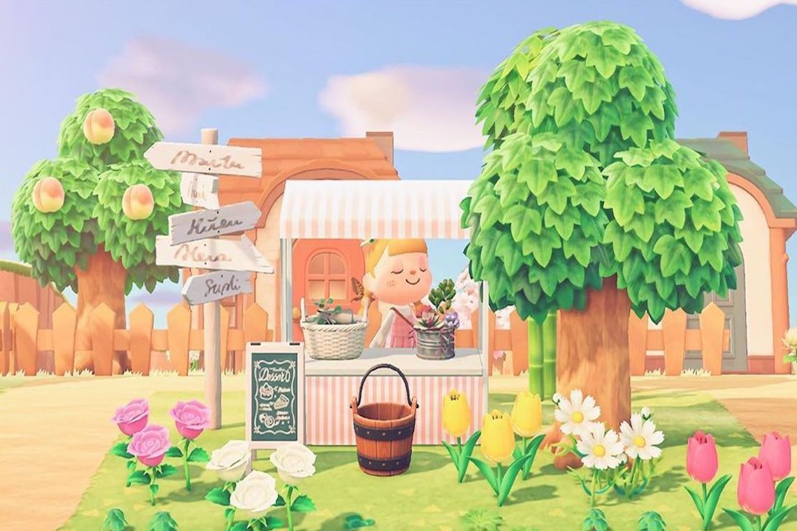Animal Crossing : le rendez-vous virtuel de la mode