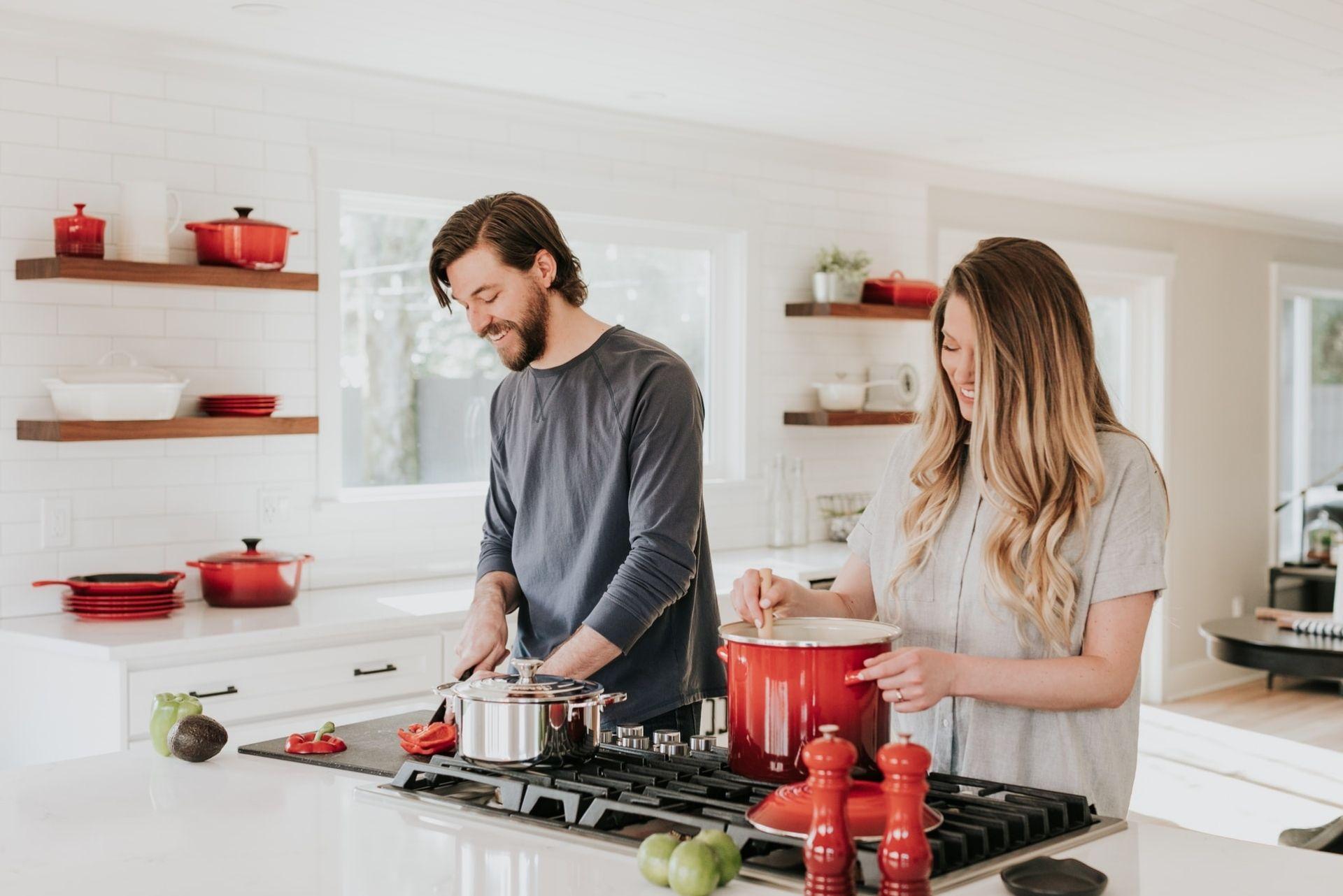 Dans la cuisine, laissez-vous inspirer par le minimalisme nordique