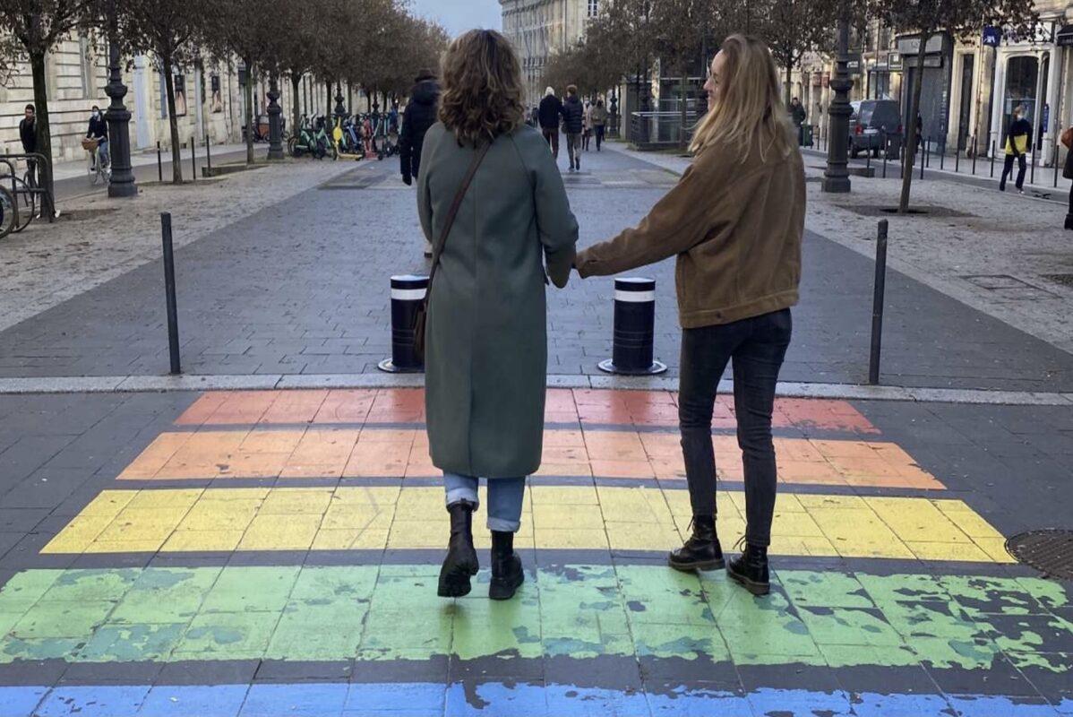Aurore et Estelle, d'un jeu de rôle à une histoire d'amour