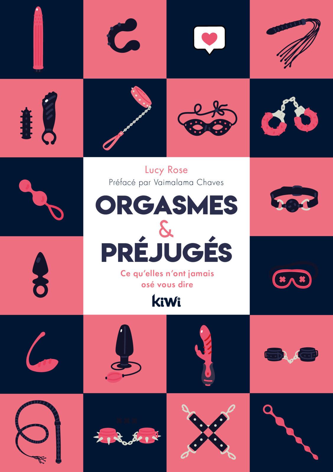 """""""Orgasmes et préjugés"""" : le manuel qui vous dira tout sur ce que veulent les femmes"""