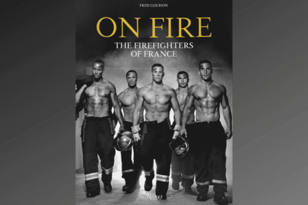 On Fire, Fred Goudon, Edition Rizzoli editions