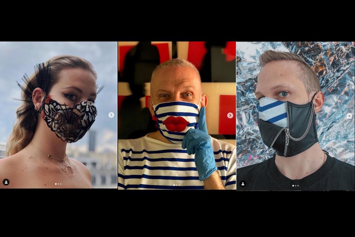 Gaultier - Jean-Paul Gaultier masques