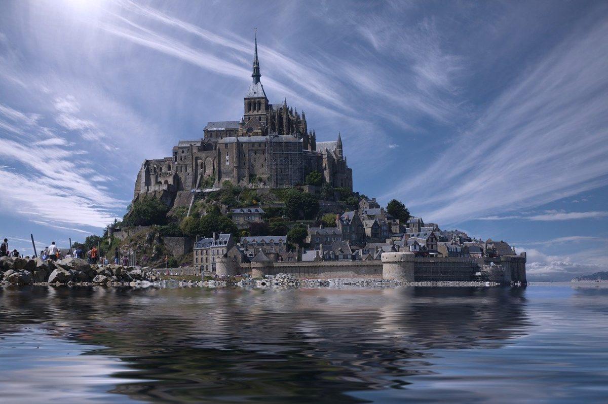 Vacances d'été - L'Abbaye du Mont-Saint-Michel