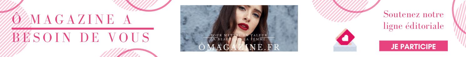 Bannière Ô Magazine