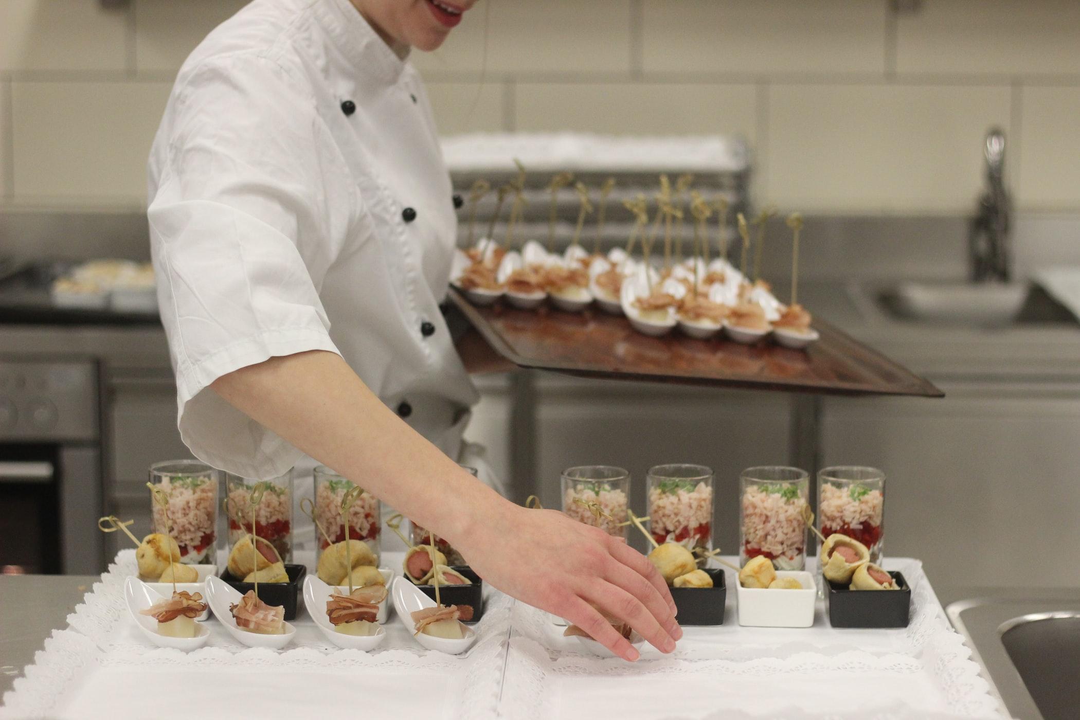 Cheffe Femme Gastronomie Cuisine