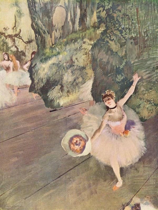 Degas XIXème