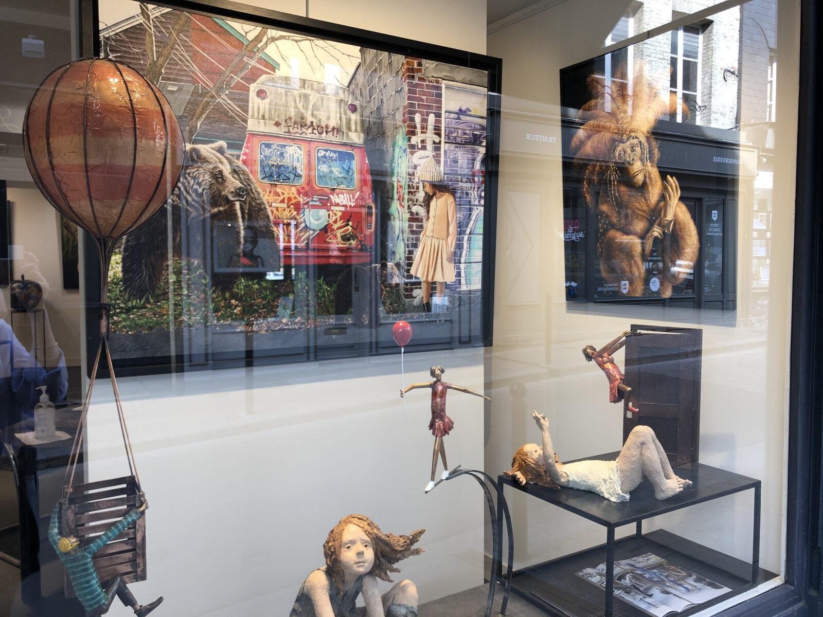 art comtemporain Normandie