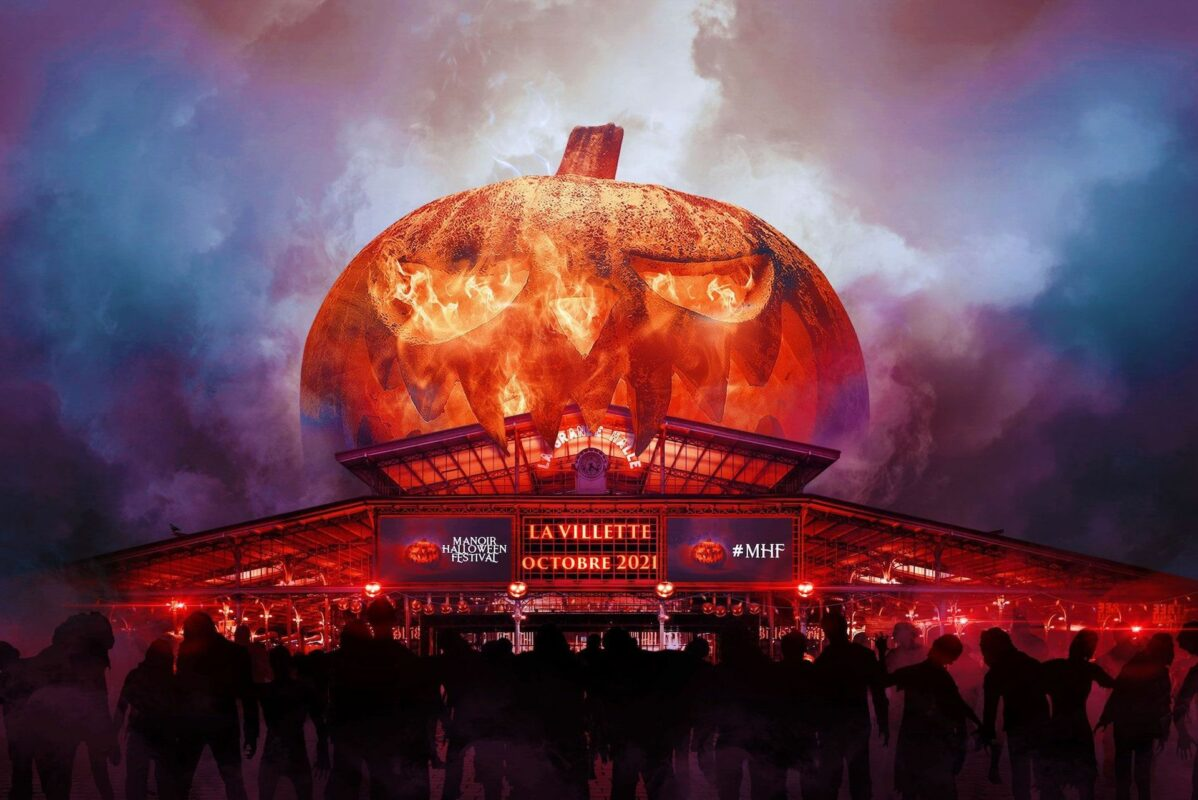 Manoir Halloween Festival, le parc d'attraction éphémère qui va vous faire froid dans le dos