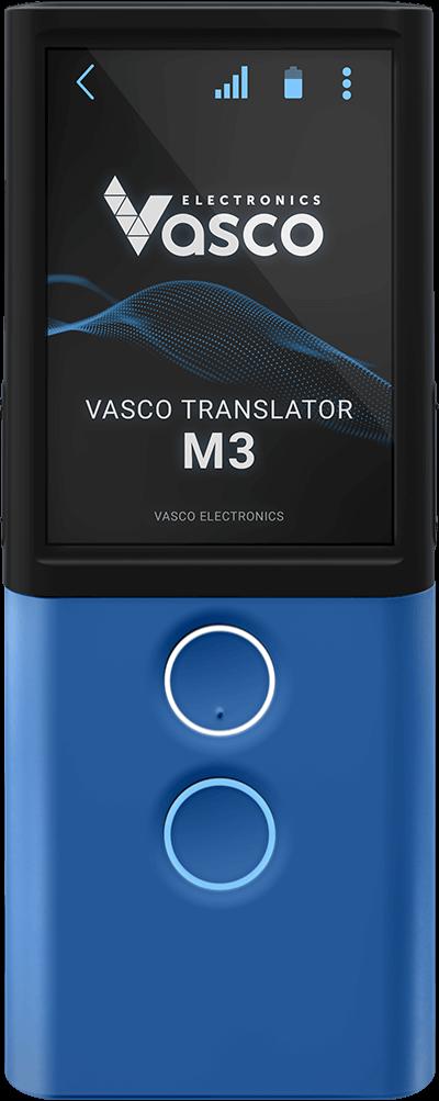 Pour vous aider dans vos premiers pas en Espagne ou lors de vos voyages à l'étranger, munissez-vous du Traducteur vocal du moment : Le Vasco Translator M3 !