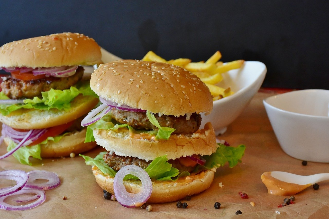 Food craving - Des hamburgers