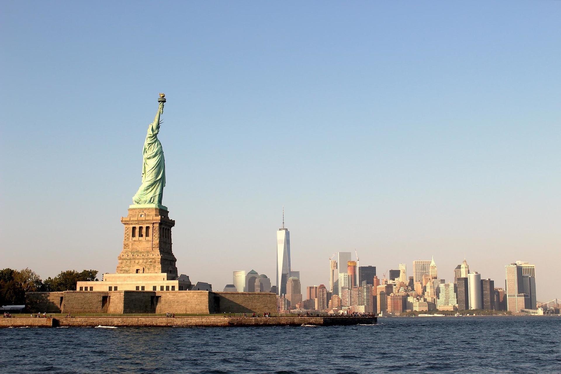 La France offre une deuxième Statue de la Liberté aux Etats-Unis