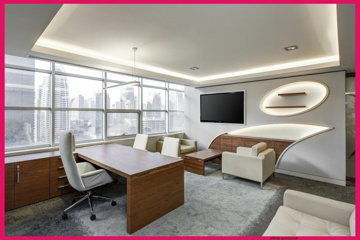 5 mobiliers indispensables dans un bureau