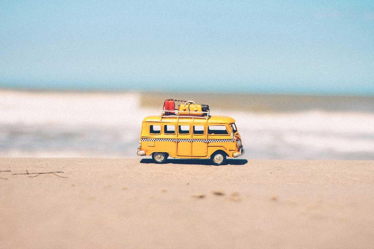 Le rush des départs : afflux de vacanciers