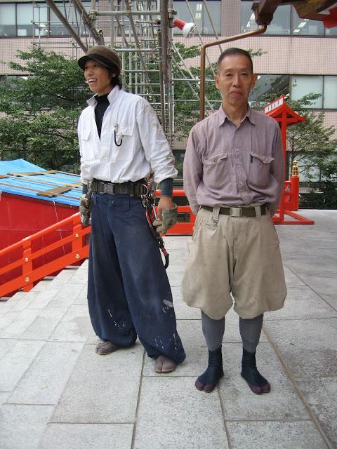 Le work-wear, symbole mode du travail