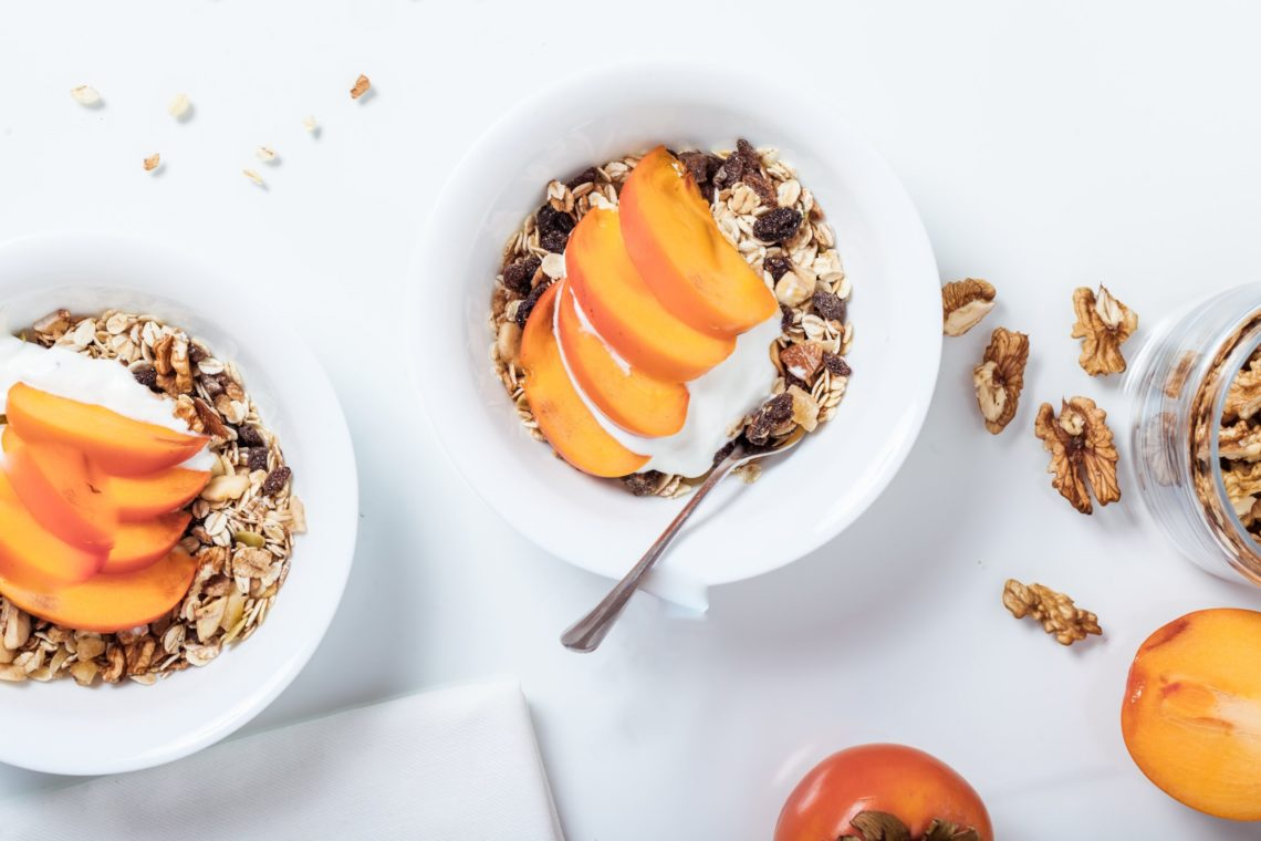 Graines utilisées pour un petit déjeuner équilibré et complet