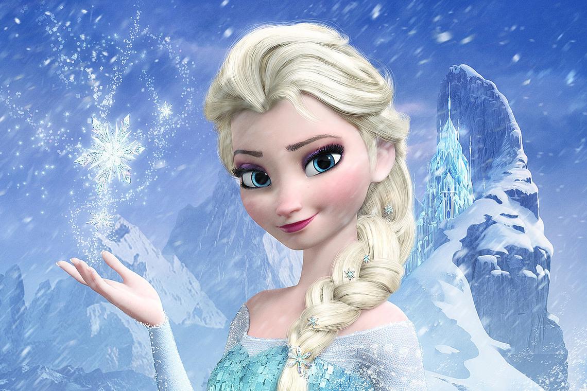La reine des neiges : reproduire les coiffures d'Elsa - Ô Magazine