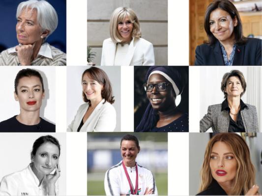 Les 10 françaises au pouvoir qui comptent aujourd'hui