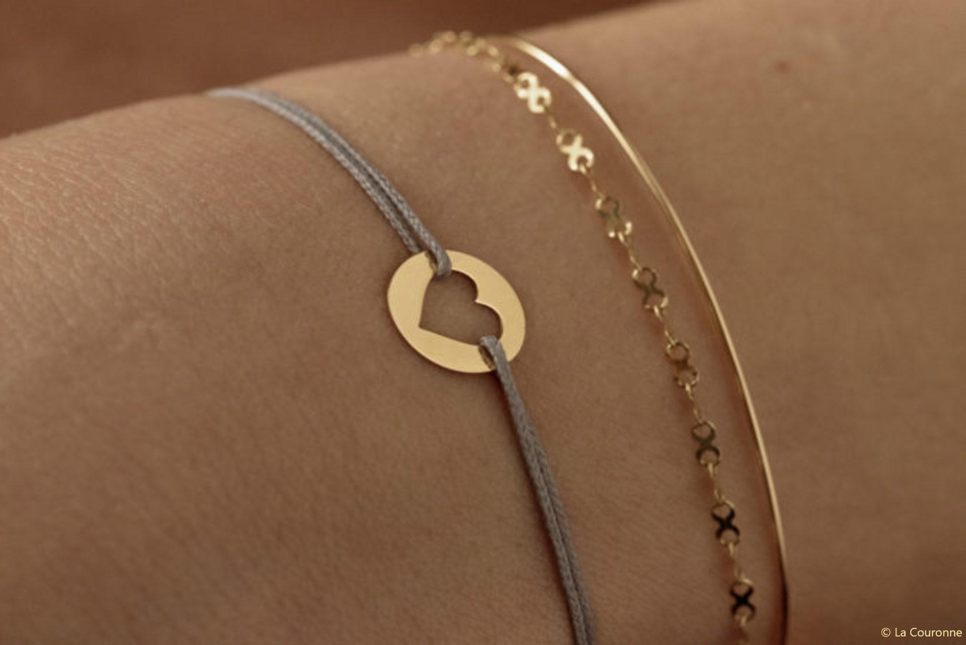 On craque pour les bijoux personnalisés en or !