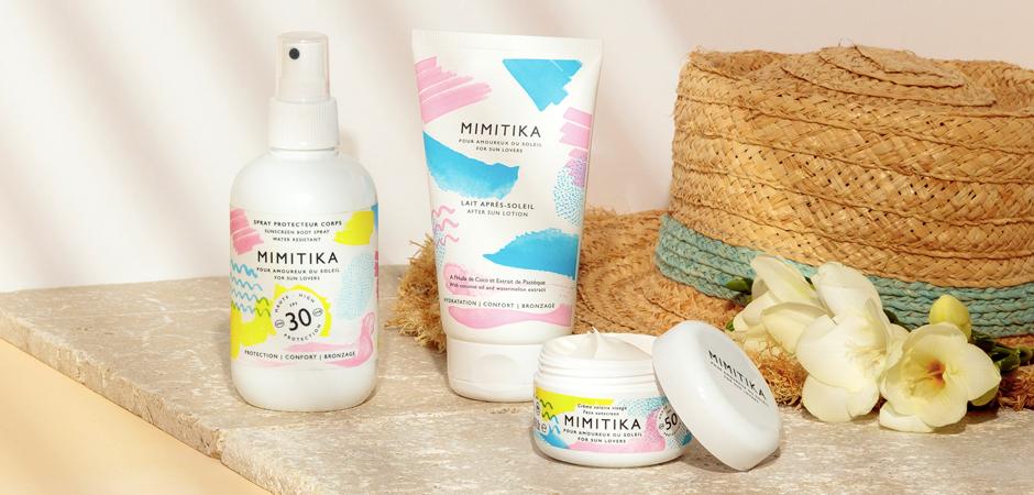 Mimitika : produits solaires