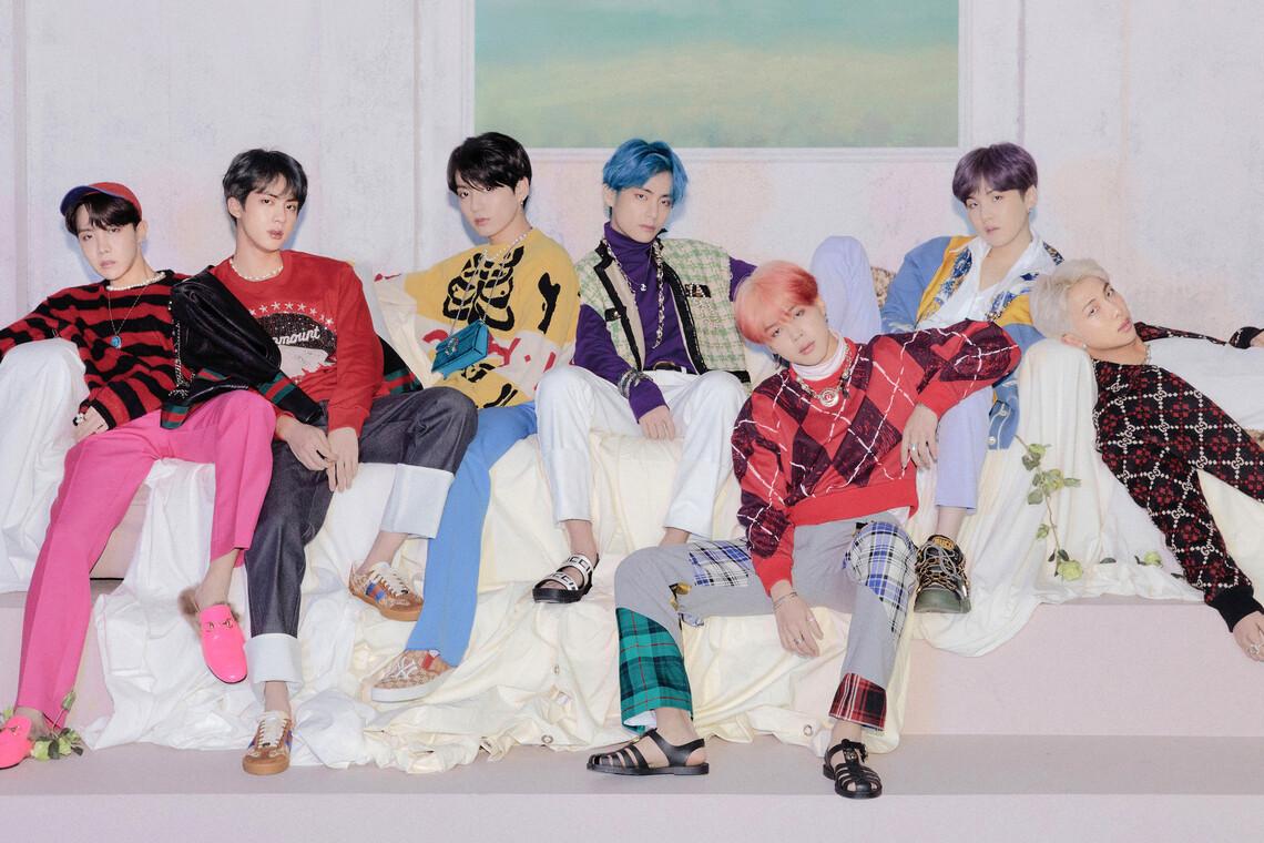 BTS : le pilier de la K-pop