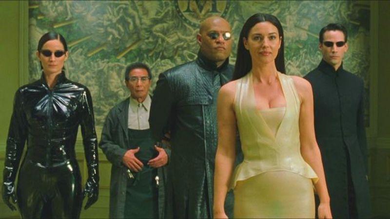 Matrix vu par ses costumes