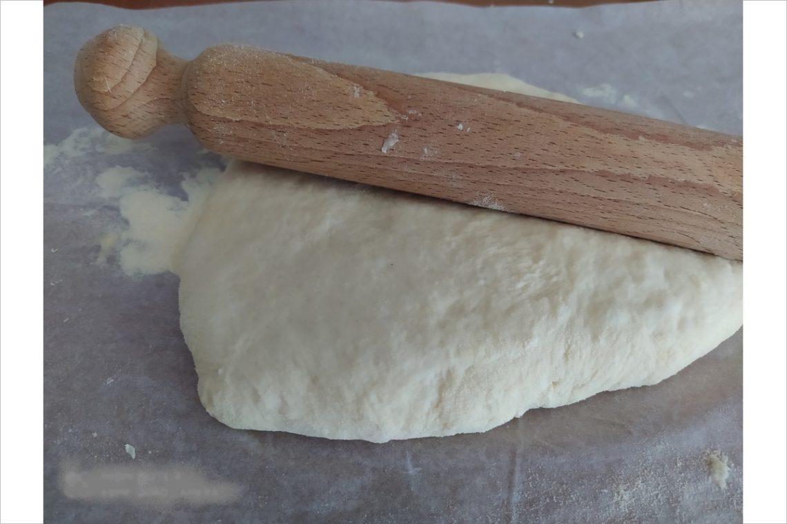 pizza italienne - pizza et farine