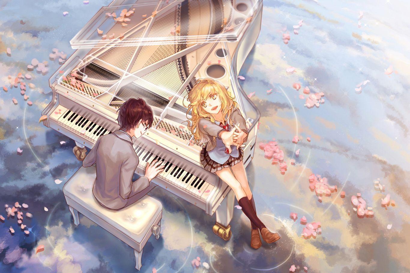 Manga : la place de la musique dans l'animé japonais