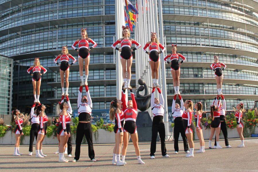 Cheerleading, l'activité sportive reprend à la rentrée