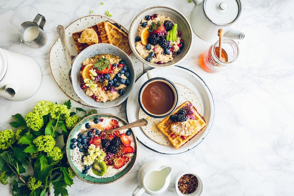 Mini tour du monde des petits déjeuners