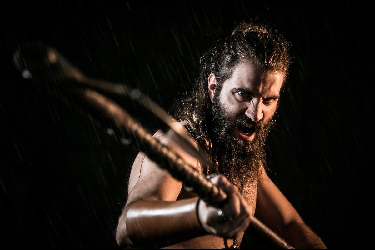 danemark - guerrier viking