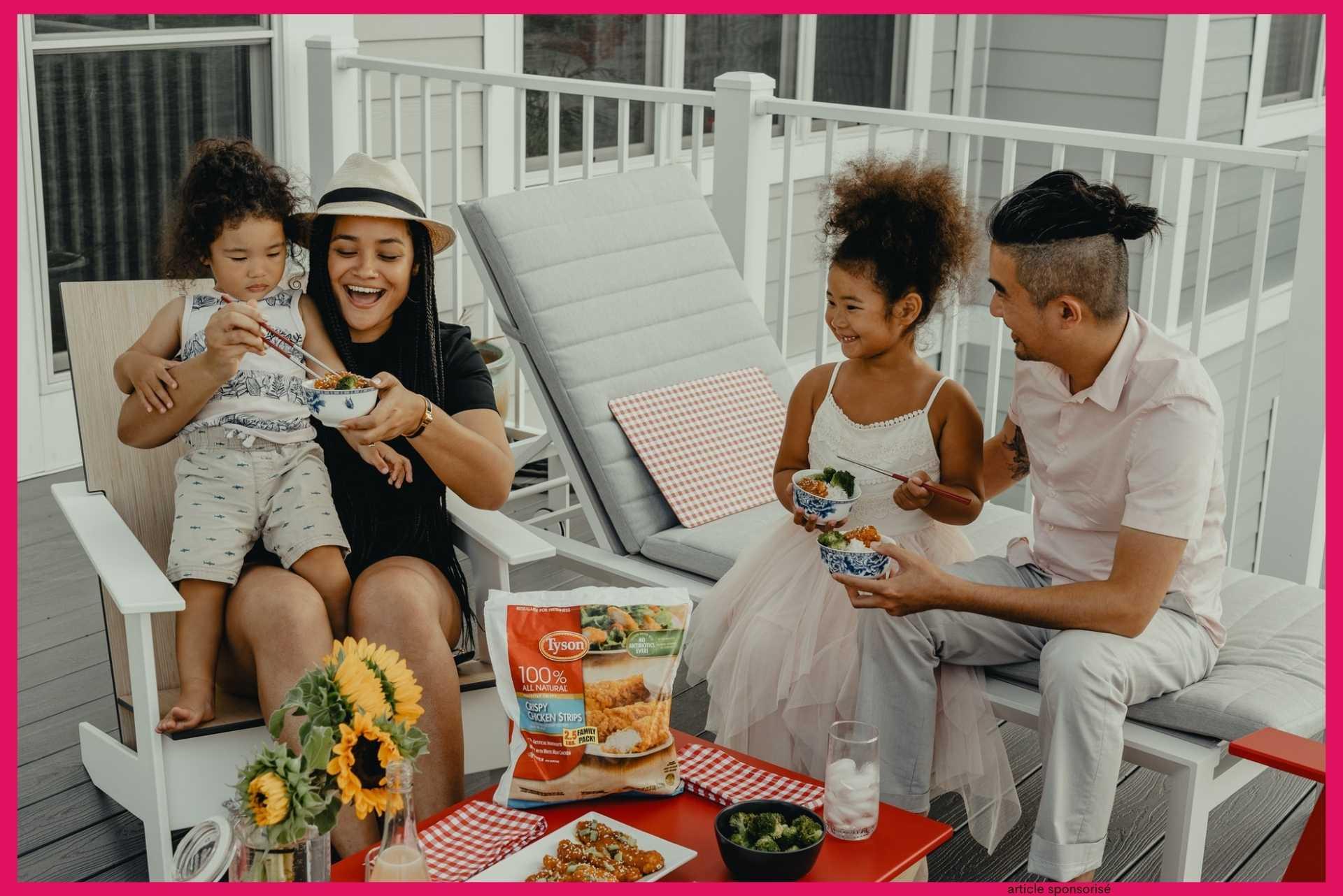 Comment faire une magnifique séance de photos de famille ?