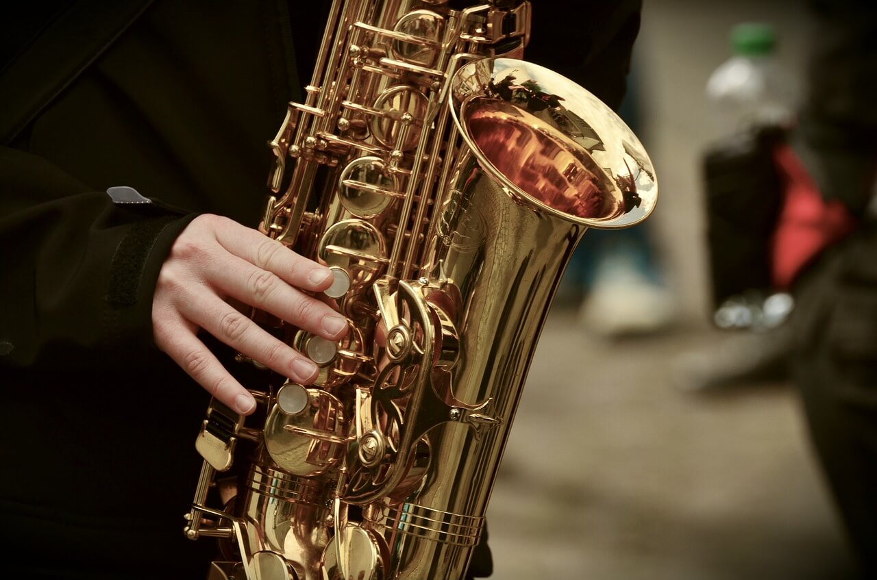 apprendre le saxophone en ligne