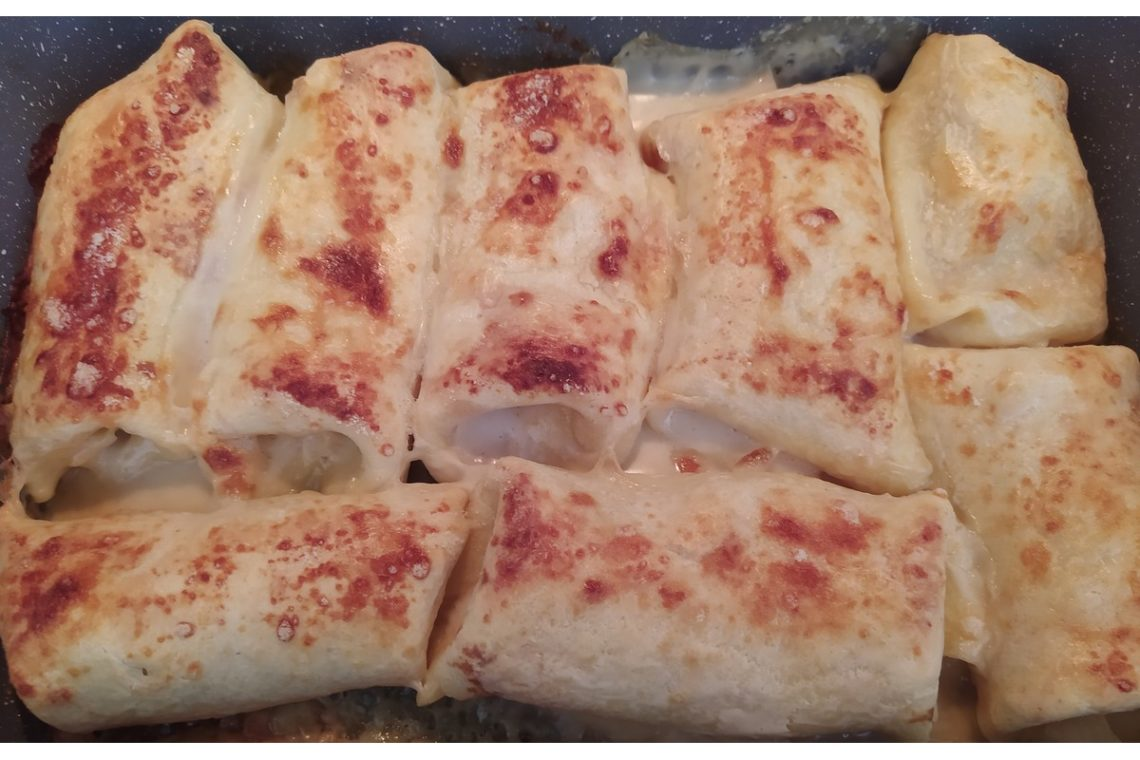 crespelles vide-frigidaire - crespelles cuites