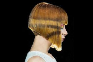 Le carré plongeant très court, nouvelle tendance coiffure
