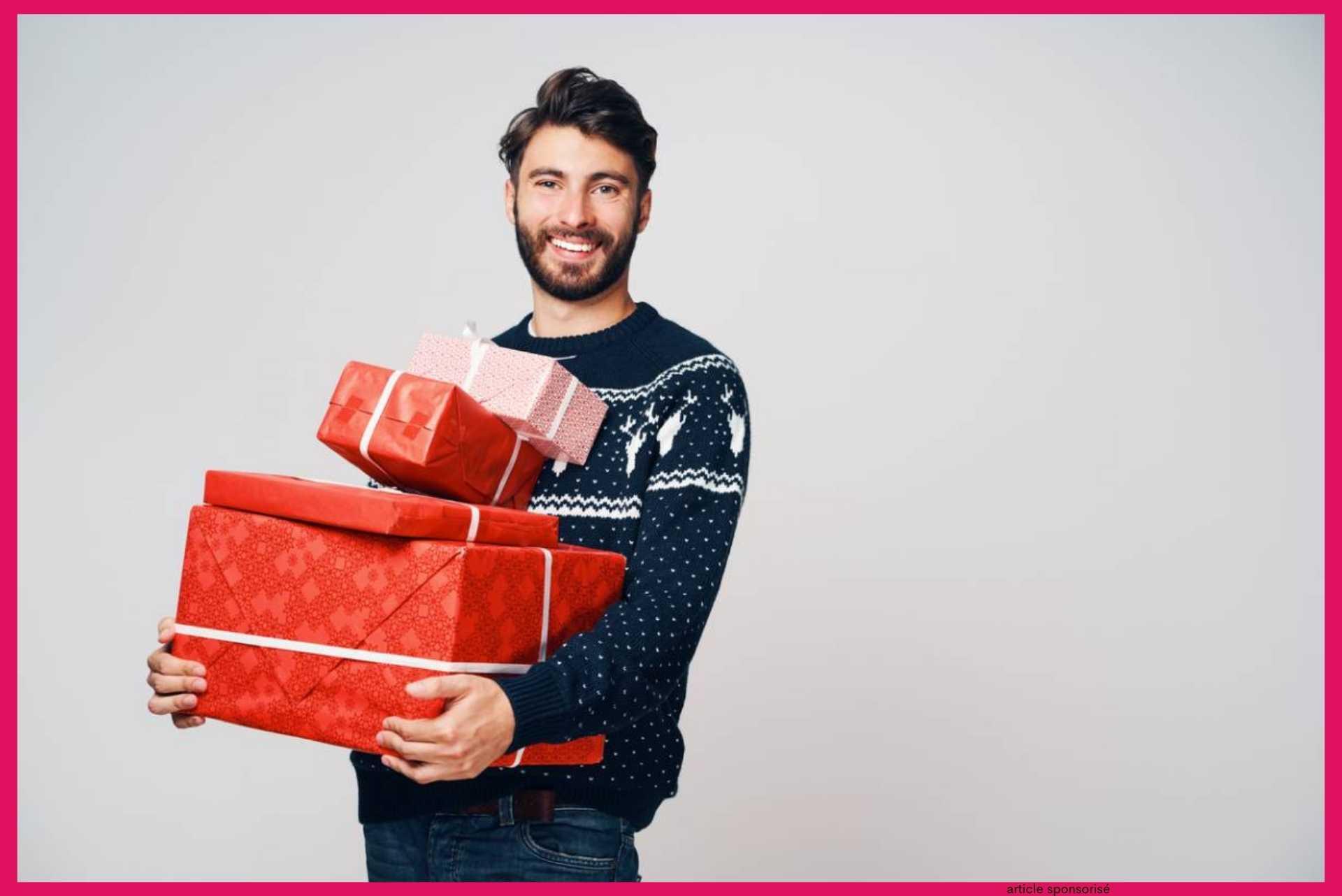 La mode masculine prépare déjà Noël !
