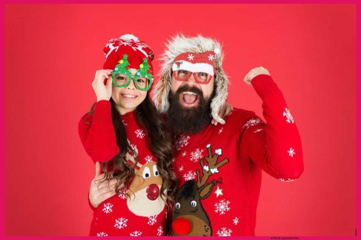 Le pull de Noël: les secrets d'une tendance