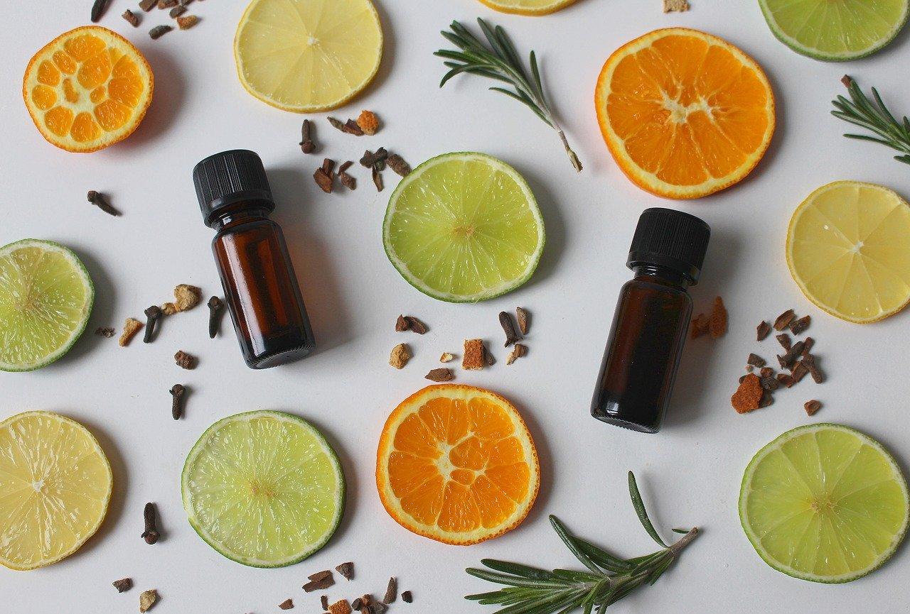 Aromathérapie - Huile d'orange.